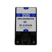 Modbus BWK227 Eixo Duplo Inclinômetro Sensor De Medição do Ângulo de Inclinação