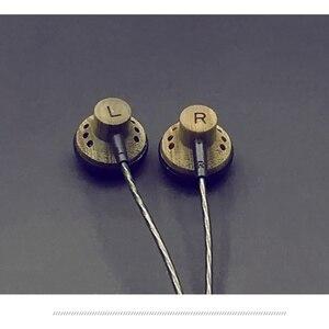 Image 2 - NEW YINMAN 150 ohm High Impedance In Ear Earphone 150ohm Earbud Flat Head Plug Earplugs HIFI Earbud Earphone Limite