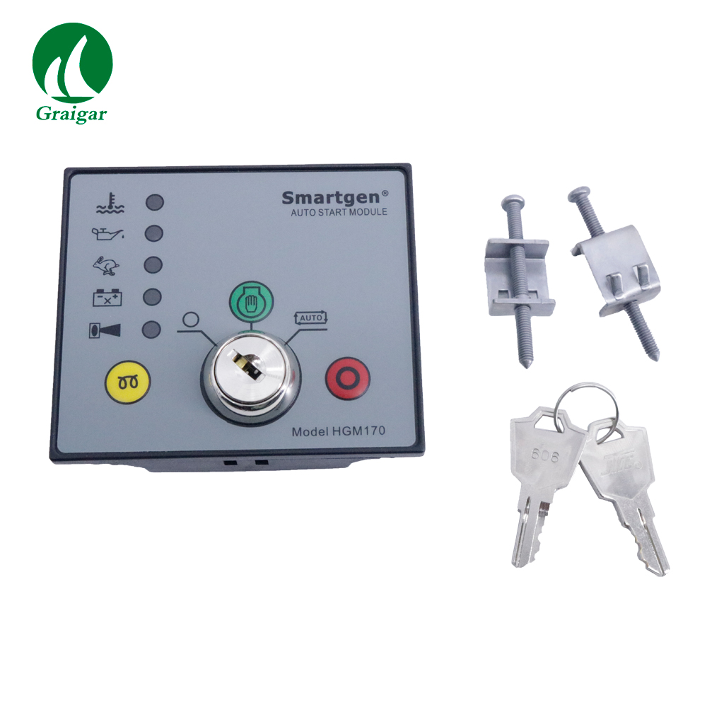 New Smartgen Automatic Engine Control Module HGM170 DC Supply:8 to 35 V ContinuousNew Smartgen Automatic Engine Control Module HGM170 DC Supply:8 to 35 V Continuous