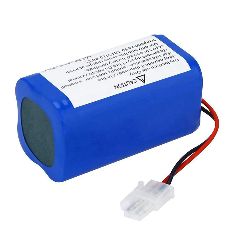 2 In 1 14 8V 2800Mah Replacement Battery For Ilife A4 A4S A6 V7 Robot Vacuum Cleaner in Vacuum Cleaner Parts from Home Appliances