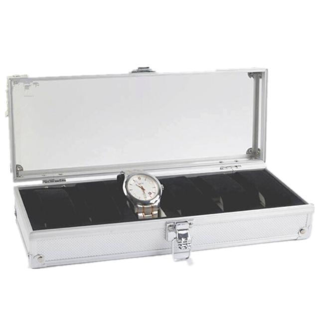 Watch Aluminium Alloy Cases