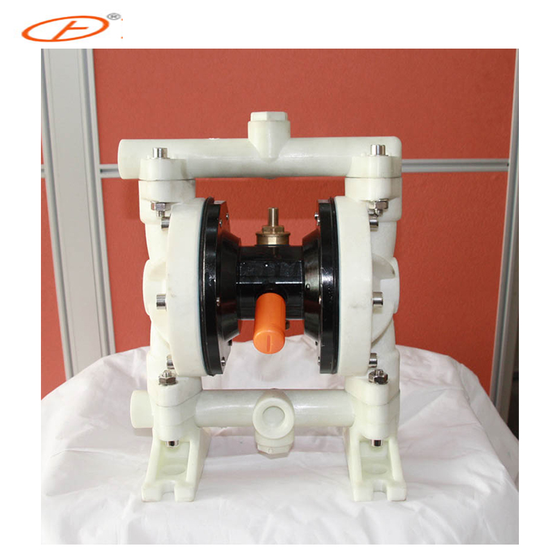 Factory Price QBY-15 Plastic Pneumatic Air Diaphragm Pump match Diaphragm image
