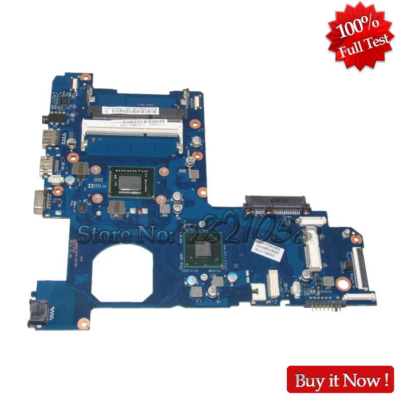 NOKOTION Laptop Motherboard BA41-02206A For Samsung NP300E5E NP270E5E 300E5E 270E5E SLJTA SR0VA 887 CPU DDR3 100% test nokotion for acer aspire 5750 laptop motherboard p5we0 la 6901p mainboard mbrcg02005 mb rcg02 005 mother board