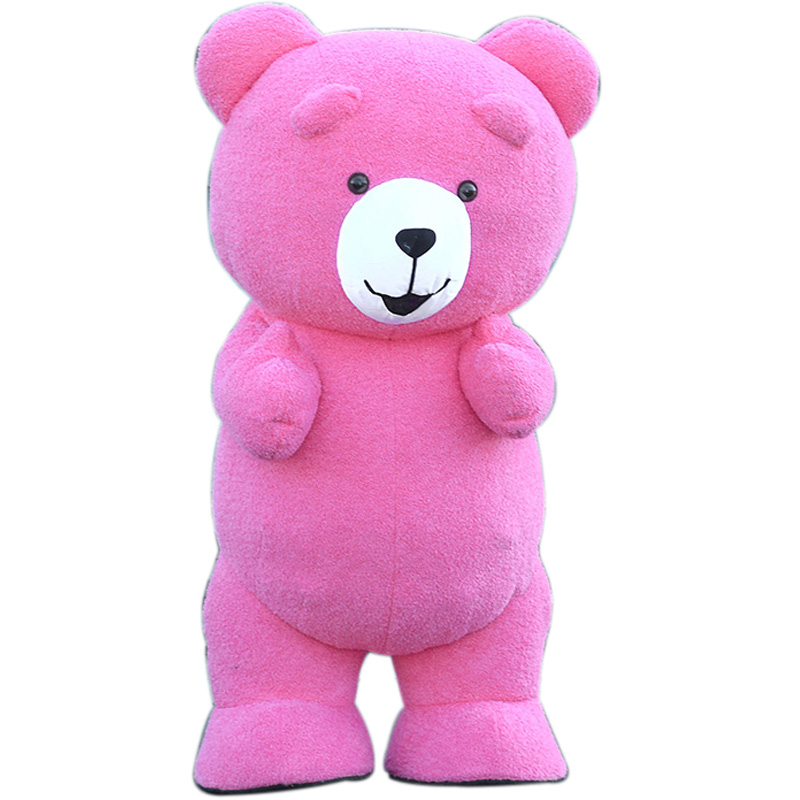 teddy bear inflatable  costume adult Gonflable ours Costume cosplay Ours en peluche Costume Mascotte Animal mascote lol