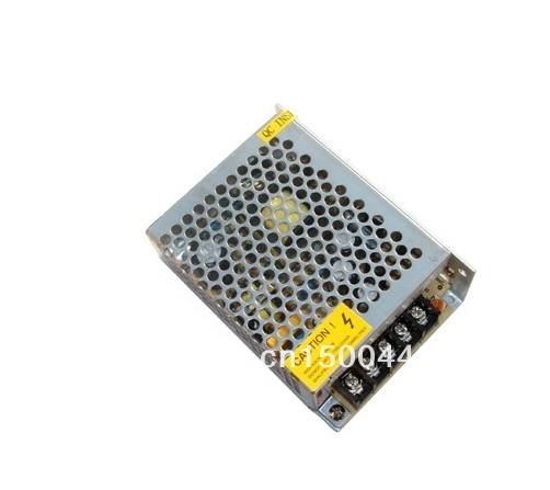 CCTV DC 50W 5V 5.5A Regulated Switching Power Supply for LED/Camera Monitor 4pcs 12v 1a cctv system power dc switch power supply adapter for cctv system