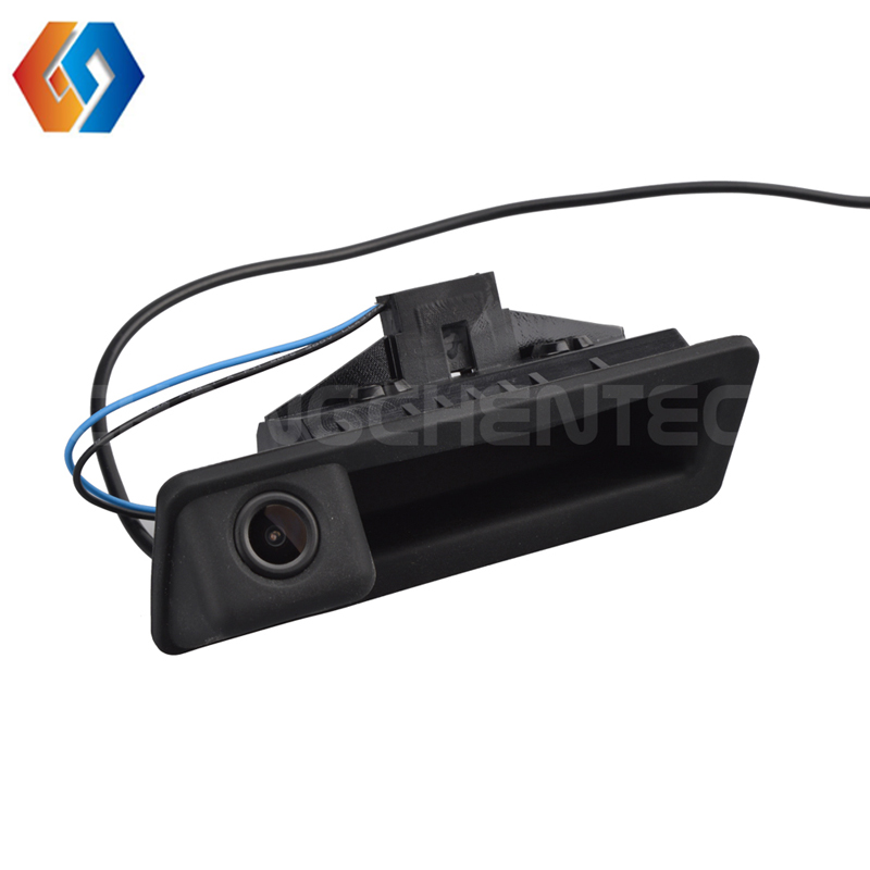 Special Car Trunk Handle Camera For BMW X5 X1 X6 E39 E46 E53 E82 E88 E84 E90 E91 E92 E93 E60 E61 E70 E71 E72 Parking Camera 26 image