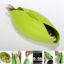 Silicone Fish Kettle Steamer Vegetable Food Dish Bowl Basket Cooker Baking Roaster Bread saucers For Microwave Cooking Gadgets