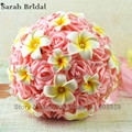 Romantic Bridal Wedding Bouquet Decoration Wedding Flowers Bridal Bouquets Wedding Accessories Buque De Noiva WF010