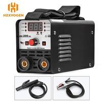 HZXVOGEN Arc Welder 3.2mm 4.0mm Inverter MINI ARC200 Portable Multi function Arc Welding Machine 220V For Home Beginner Use