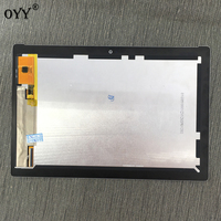 Full LCD Display Panel Touch Screen Digitizer Assembly Yellow Connector 10 1 FOR Asus ZenPad 10