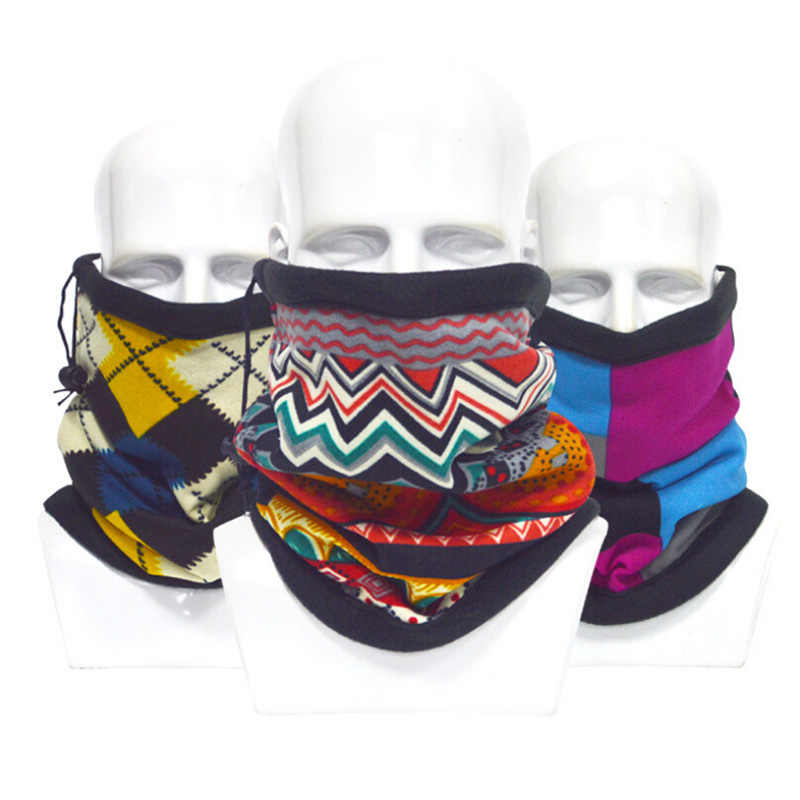 1d4cc1b0621 Unisex Women Men Sports Scarves Winter Bandana Face Mask Climb Magic Wear  Bicycle Bandanas Snood Scarf