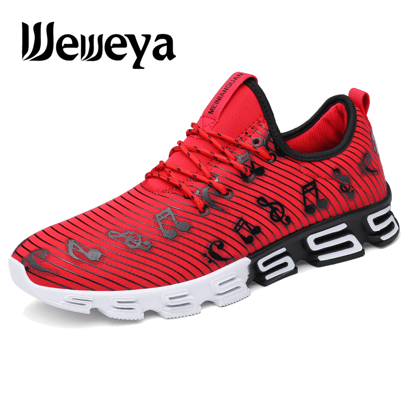 Elephant Cartoon New Cute Flywire Weaving 3D Printing Sports Shoes For Unisex Kids