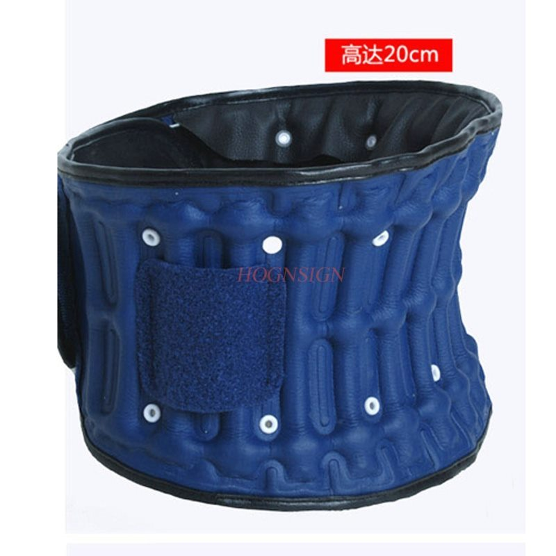 Electric Heating Lumbar Intervertebral Disc Belt Strain Straining Waist Pain Inflatable Traction Device Back Massage Therapy Electric Heating Lumbar Intervertebral Disc Belt Strain Straining Waist Pain Inflatable Traction Device Back Massage Therapy