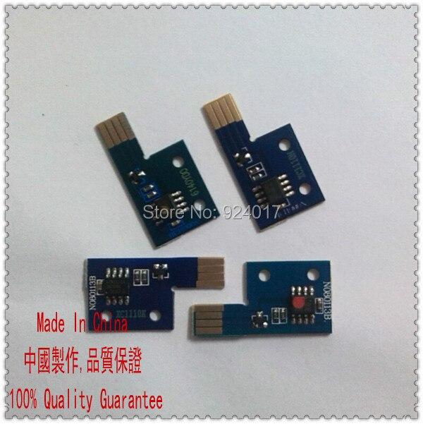 Kompatibilität Xerox Phaser 6125 6125N Toner Chip, Toner Reset Chip Für Xerox 106R01334 106R01333 106R01332 106R01331 Toner, 5 * Sets