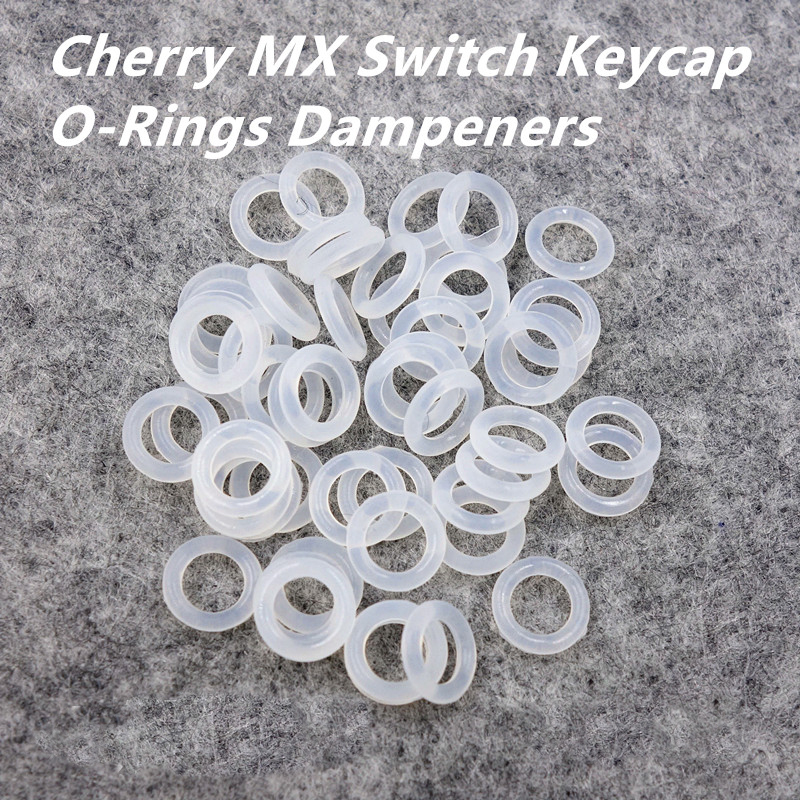 Cherry MX Switch Keycap O-Ring Sound Dampeners Mechanical keyboard keys Key cap