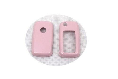 Жесткий Пластик БЕСКЛЮЧЕВОЙ дистанционный ключ защитный кожух(блеск) для Фольксваген MK6