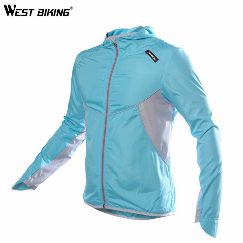WEST BIKING Women Cycling Windcoat Bicycle Jersey Sports Windcoat Bike Clothing Full Sleeve Jacket Windproof fast-drying Clothes through the looking glass explorers level 6