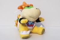 5 шт./лот супер Марио плюшевые мягкие мягкие игрушки куклы баузер купа дракон плюшевые куклы игрушки 18 см приблизительно