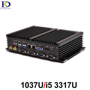 Mini PC Fanless Industrial PC