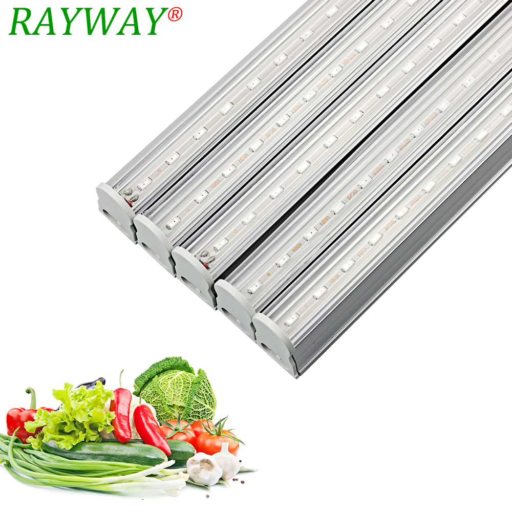 Fitolamp Full Spectrum LED Grow Lamp 5730 50cm lamps for plants led flowers Greenhouse Hydroponics System phyto lamps tent(China)