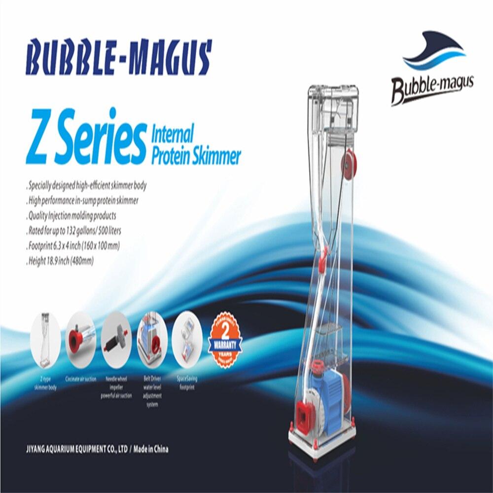 Bubble Magus BM Z5 Z6 Internal Protein Skimmer Sump Pump for Saltwater Aquarium Marine Reef Needle