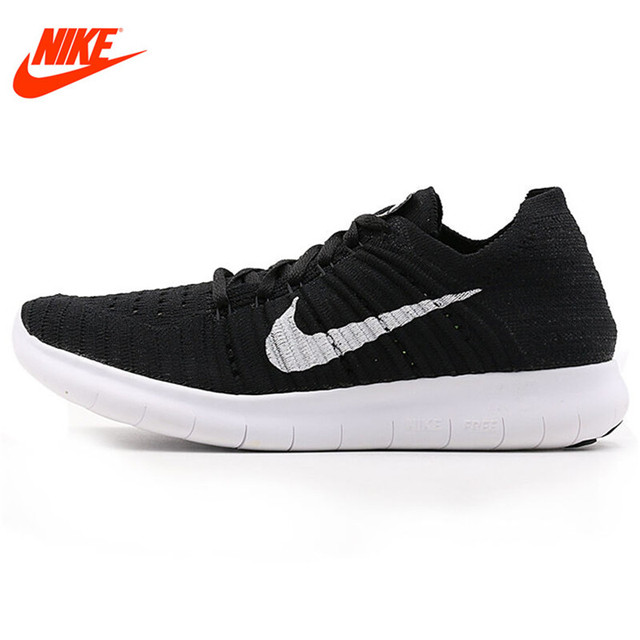 promo code e943f 5b787 ... where to buy official nike spring free rn flyknit womens running shoes  sneakers mesh breathable athletic