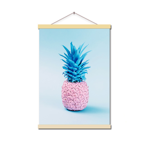 HTB1bB8 XorrK1RkSne1q6ArVVXaG Canvas Painting Beach Ship Sea Wall Art Nordic Posters And Prints Pineapple Home Decoration Pictures For Living Room