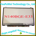 14.0 inch for dell 5457 5458 5459 3446 5447 7437 slim lcd led screen laptop replacement display 1366*768 30pin eDP