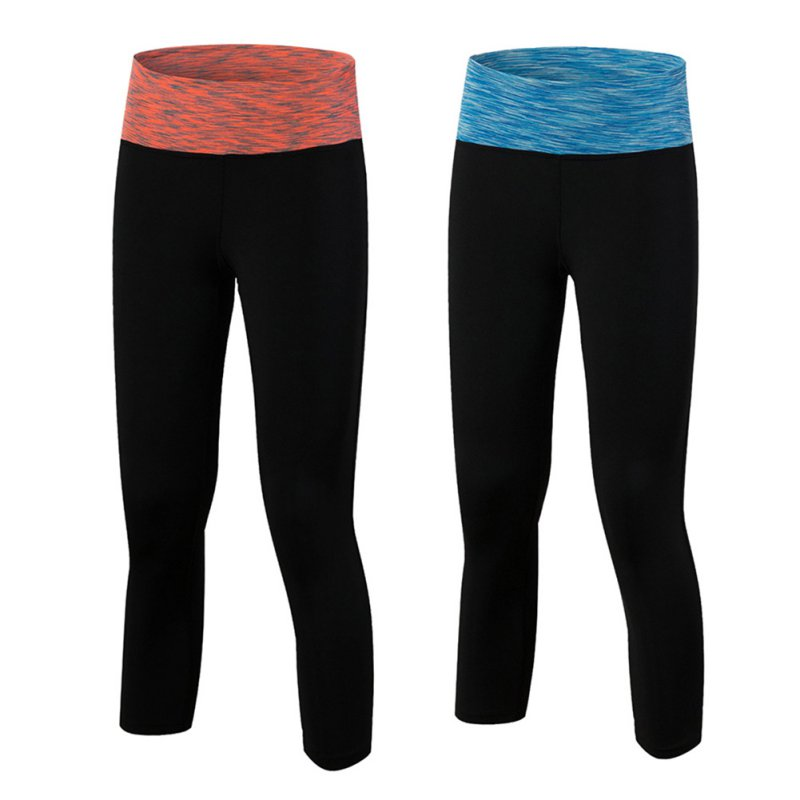 db990e2f70 New Arrival 2017 Women Yoga Pants Tights Outdoor Running Sport High Waist Cropped  Fitness Hot Sales