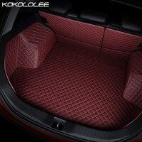 [KOKOLOLEE] Пользовательские багажник автомобиля коврики для toyota lada kalina granta priora renault logan авто аксессуары автомобиль Стайлинг