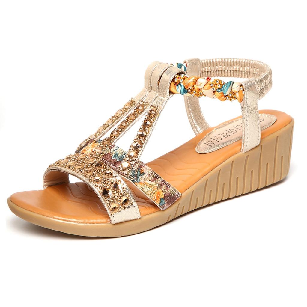 Un Las Romanos Silver Cristal Gold Bohemia Llegada De Zapatos 0k8PXnwO