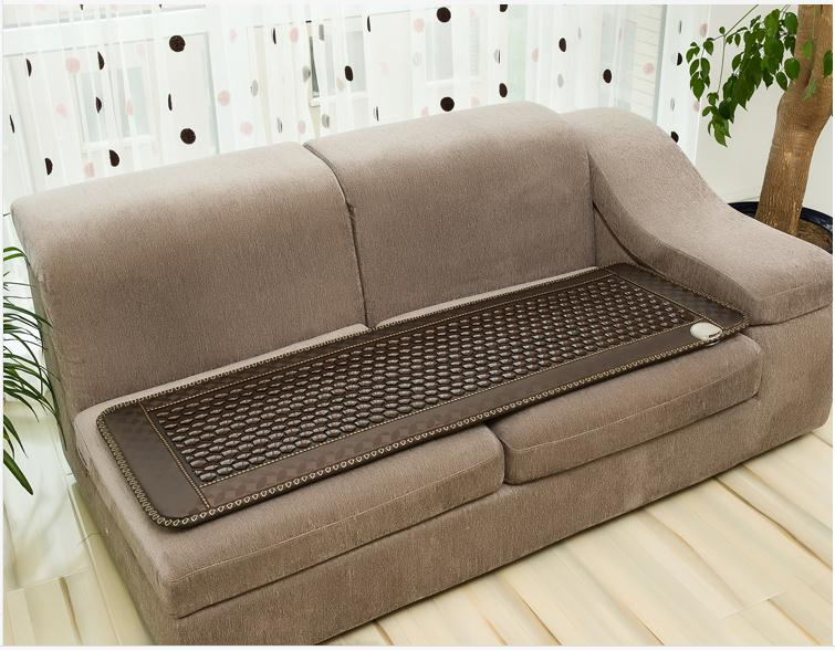 Jade 50 * 150 cm sofa cushion ms tomalin germanium miles d. infrared electric heating health massage mattress sofa cushion roth after 50 000 miles cloth