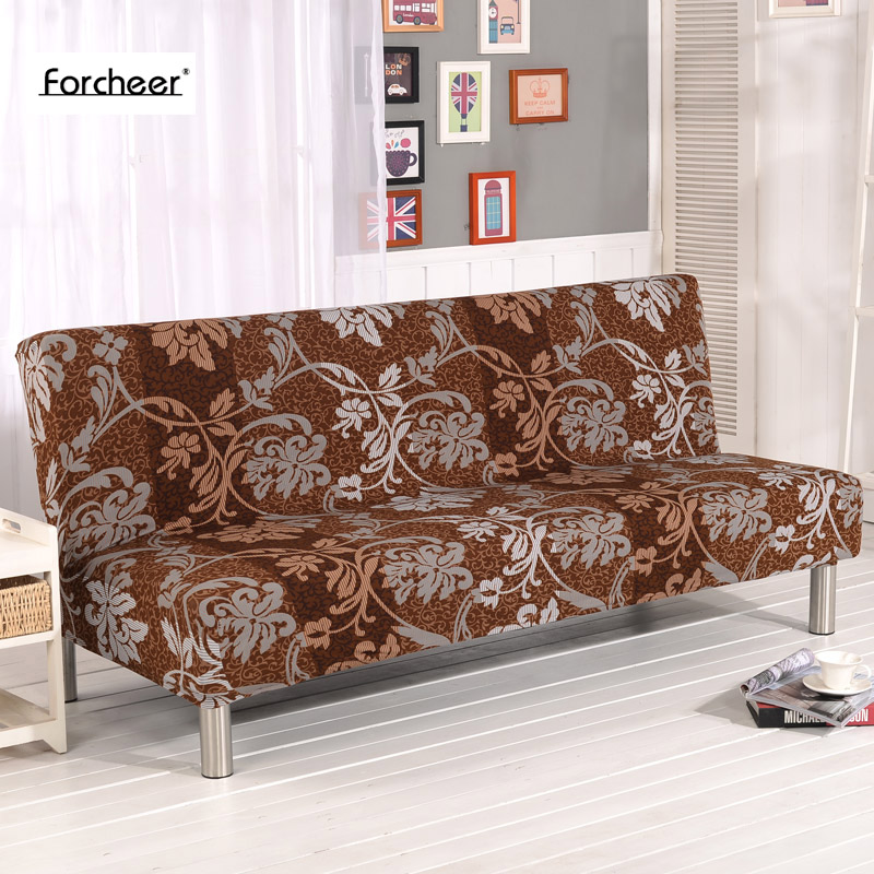 All inclusive folding sofa bed cover no armrest sofa cover for Sofa bed 180cm