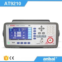 Applent AT9210 AC DC Hipot Tester 5 Inches TFT True Color LCD With High Performance 32