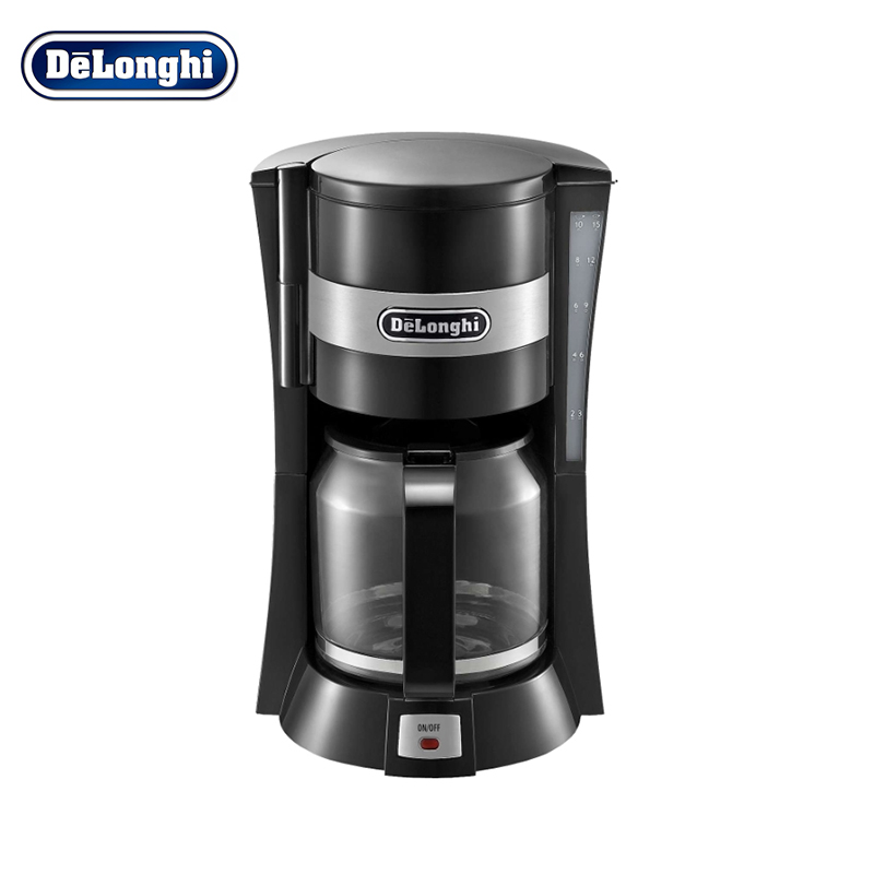 Coffee Maker Delonghi ICM 15210 coffee machine coffee makers drip maker espresso cappuccino electric Drip non stick electric fish cake grill machine waffle cookie machine taiyaki maker machine