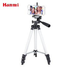 Hanmi Tripod Accessories Portable Lightweight Tripod For Phone Smartphone Mini Camera For Canon Sony Nikon Compact Camera Tripod