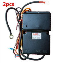 2pcs original MDK gas oven pulse ignition controller for DKL-01 AC220 mais de 12KV Oven Parts