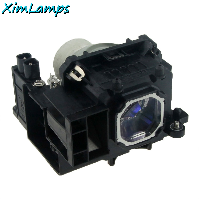 XIM Lamps NP14LP Compatible Bulb Inside Replacement Lamp With Housing 60002852 For NEC NP305 NP310 NP405 NP410 NP510 NP510G
