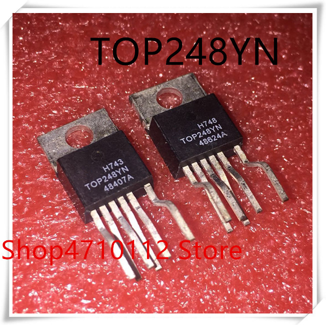 NEW 10PCS/LOT  TOP248YN TOP248Y TOP248 TO-220 IC
