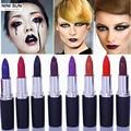 A Estrenar 1 unids 8 Colores Mate Lipstick Maquillaje Barras de Labios Barras de Labios A Prueba de agua fácil de Usar Lápiz Labial Cosméticos