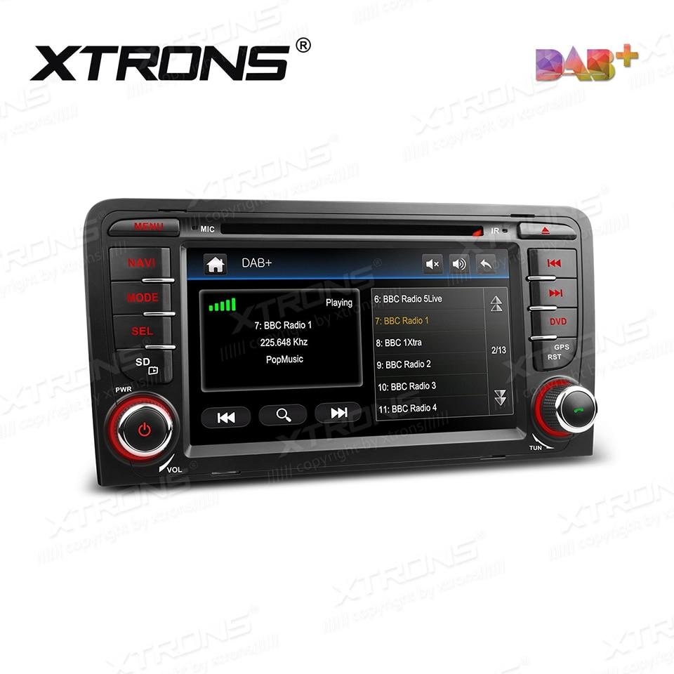 7 dab + автомобиля Радио dvd плеер GPS для Audi A3 8 P S3 8P1 3 дверей RS3 Sportback Авто 2 DIN Bluetooth SD RDS Радио S стерео