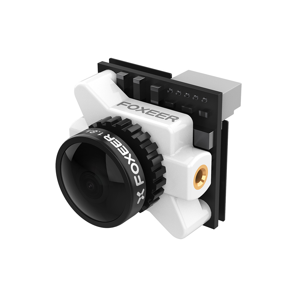 Foxeer Micro Falkor 1200TVL FPV Camera 16:9/4:3 PAL/NTSC Switchable GWDR Support Camera Remote Control for FPV Racing Drone