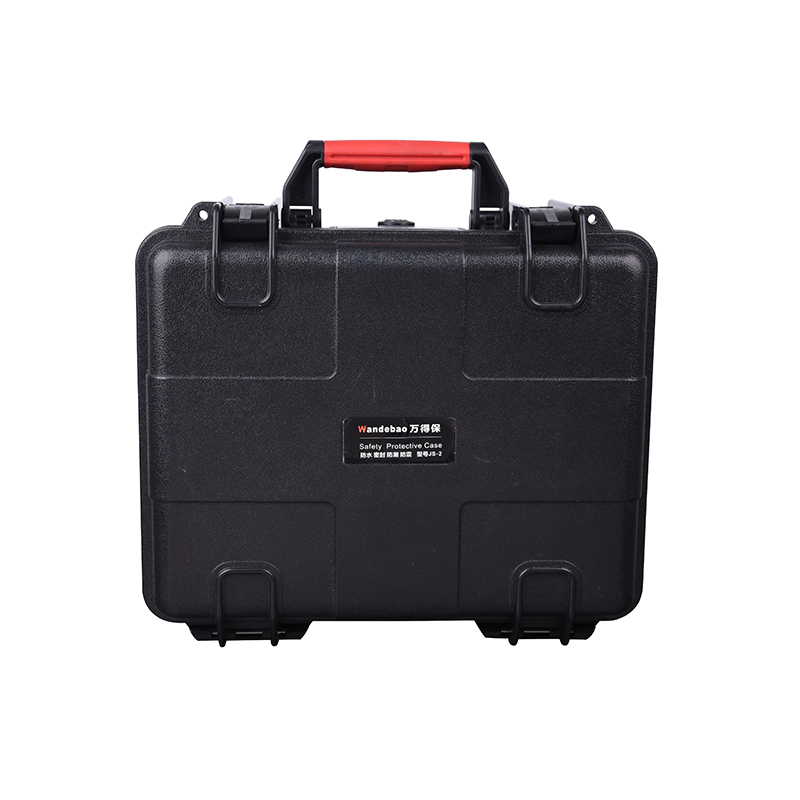 Tool case toolbox suitcase Impact resistant sealed waterproof ABS case 260*200*143mm camera case Equipment box with pre-cut foam