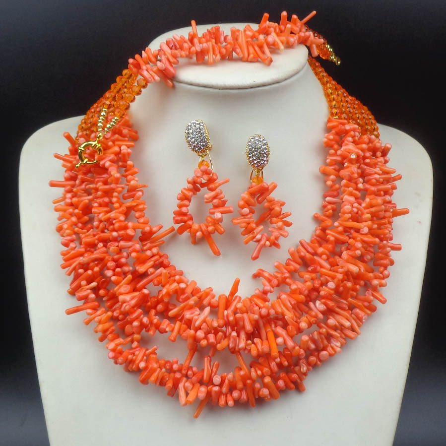 Famous Nigeria Latest Fashion Beads Gallery - Jewelry Collection ...