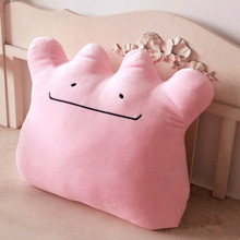 Pokemon Ditto Anime Cosplay Pink Stuffed Doll