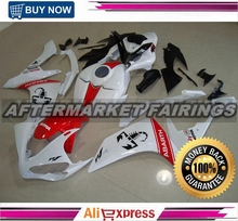 ABARTH 2007 R1 Fairing kit For Yamaha R1 07 body work with free shipping