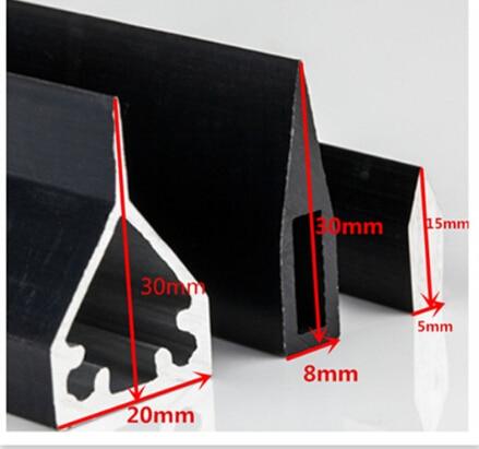 900mm length 8*30mm blade knife for laser cutting engraving machine blade tabe  цены