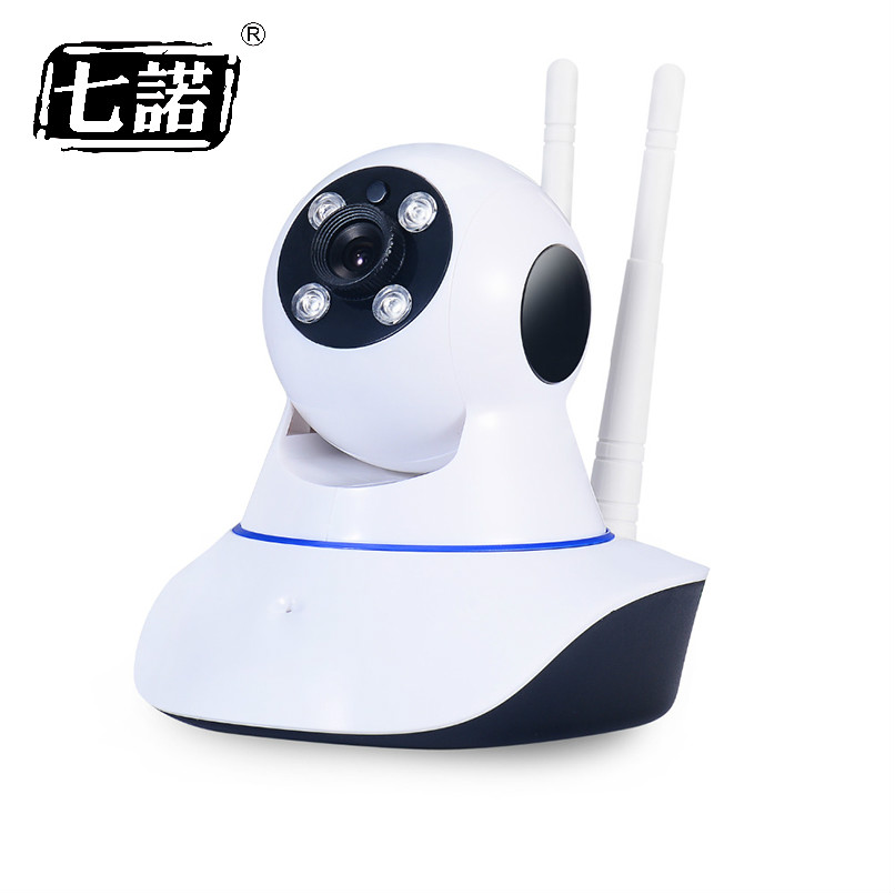 Seven Promise Home Security Surveillance 1080P 2.0MP IP Camera Wireless Camera Wifi Night Vision CCTV Camera White Baby Monitor seven promise 720p bullet ip camera wifi 1 0mp motion detection outdoor waterproof mini white cctv surveillance security cctv