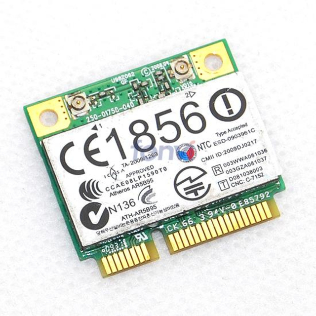 Atheros AR9285 Wireless Adapter Drivers for Mac Download