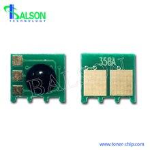30К совместимый чип для hp LaserJet M880 M855 барабан чипы сброса CF358A CF359A CF364A CF365A
